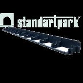Бордюр ландшафтный пластиковый, высота 45 мм, Стандартпарк