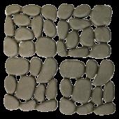 Тротуарная плитка Грин Галет, серый BRAER