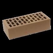 Кирпич облицовочный коричневый гладкий 1 НФ ЛСР