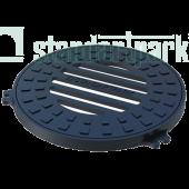 Чугунный дождеприемник-обрамление (круглый) D380, Стандартпарк