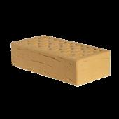 Кирпич облицовочный пшеничный рустик 1 НФ ЛСР