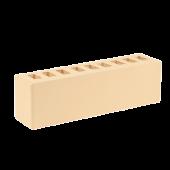 Кирпич облицовочный Железногорский соломенный гладкий 0.5НФ