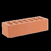 Кирпич облицовочный Железногорский красный гладкий 0.7НФ