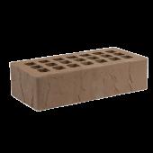 Кирпич облицовочный тёмно-коричневый Скала, ЖКЗ