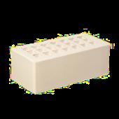 Кирпич облицовочный Железногорский белый гладкий 1.4НФ